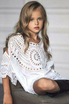 Is 8-Year-Old Kristina Pimenova the Most Beautiful Girl in the World: Kristina Pimenova Kid, Kids Fashion, Google Search, Beautiful, Pimenova Photos, Photos Color Kids, Baby, Hair, Children Photography