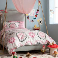 dwellstudio zinnia twin/full bedding sets