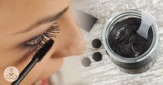 Your mascara is filled with toxic metals! Use these 4 ingredients to make one that's cheaper and natural