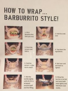How to make a burrito - Restaurant review: Barburrito, St. David's 2, Cardiff - The Rare Welsh Bit