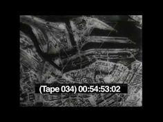 B 17 incursione su Amburgo bombardamento notturno (1943s)