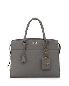 Esplanade+Medium+City+Satchel+Bag+by+Prada+at+Neiman+Marcus.