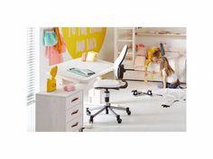 Bureau spécial primaire ligne architekt blanc bois