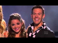 Benji still has it.  My goodness!  Love.  What I Like About You - Tiffany - Top 6 SYTYCD - Week 7 - Season 9