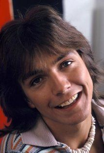 David Cassidy....I have loved him most of my life!!!!