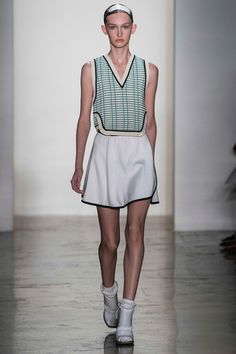 Louise Goldin Spring 2014 Ready-to-Wear Collection Slideshow on Style.com