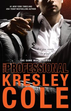 Monday doldrums got you down? Click through for some sexxy excerpts from Kresley Cole's latest novel, The Professional, on Popsugar. (NSFW...in the best way.)