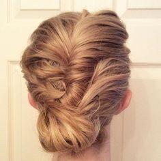 #FishtailBraid meets messy bun for tonight! Thank-you for squeezing me in, @thehairgypsy! You are lovely!  #GCis10 #GretaConstantine #beauty #hair #blog #blogger #bloggerlife #bloggerstyle #bloggersofinstagram #fashion #fashionblog #fashionblogger #fblogger #style #styleblog #styleblogger #beautyblog #beautyblogger #bblogger #FashionSavage #fashionpost #dressup #dressroyally #Toronto #Torontoevents #Torontoblogger #Torontofashion ✨