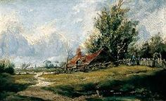Landscape - Richard Dadd