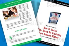 brother: design the INTERIOR pages of ebook, making sure it is best form for the reader for $5, on fiverr.com