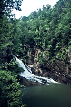 10 Amazing Swimming Holes In Georgia - Tallulah Gorge