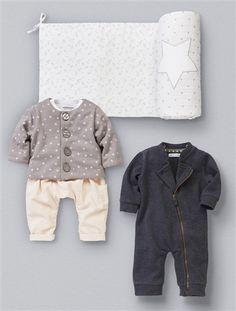 #Vêtements #naissance #baby #idéecadeau #gift Collection Automne-Hiver 2015 - www.vertbaudet.fr