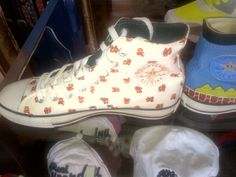#Converse #AllStar #White #SuperMario