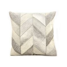 TOUCH OF MODERN - Kathy Ireland Pillow // Grey