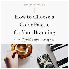 How to Choose a Color Palette for Your Branding - Rising Tide