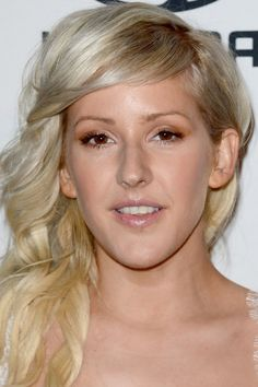 Ellie Goulding at the Clive Davis Pre-Grammy Gala in 2013.