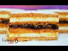 Easy Cake Recipes, Pasta Recipes, Dessert Recipes, French Desserts, Cheesecake, Deserts, Homemade, Cookies, Make It Yourself