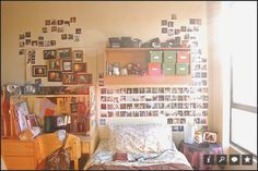 Vintage Pro | Community Post: 20 Dorm Rooms You Wish Were Yours