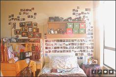 Vintage Pro   Community Post: 20 Dorm Rooms You Wish Were Yours