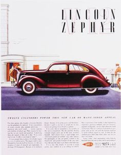 Vintage Car Advertisements of the 1930s (Page 2)