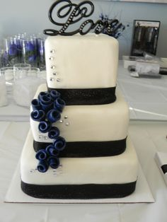The theme was Navy Blue...