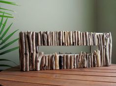 Treasury Item  Driftwood Planter/Candle by DriftingConcepts, $98.90