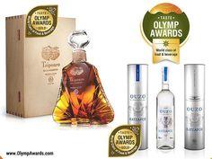 ΓΝΩΜΗ ΚΙΛΚΙΣ ΠΑΙΟΝΙΑΣ: 2 Χρυσά βραβεία Taste Olymp Awards 2017 για τα απο...