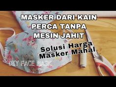 Sewing Hacks, Sewing Crafts, Sewing Projects, Diy Mask, Diy Face Mask, Bag Patterns To Sew, Sewing Patterns, Pocket Pattern, Tapas