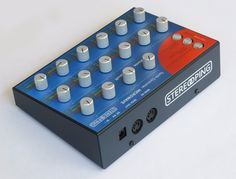 Stereoping Synth-Controller für Microwave, Matrix Serie, Roland JX8P & …   Synthesizer Database, Sequencer & Drummachines, News & Forum Community