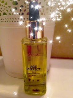 age perfect olio straordinario viso l'oreal! http://donnedannovivereesopravvivereamilano.blogspot.it/