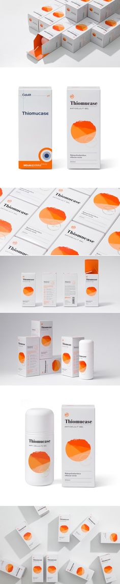 This Anti-Cellulite Gel Has a Fresh New Look — The Dieline | Packaging & Branding Design & Innovation News