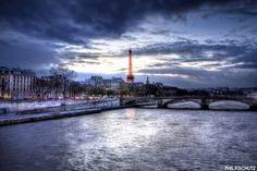 Je me mets dans l'ambiance, Paris bientôt ^^