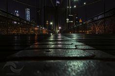 NYC Nights - Brooklyn Bridge Wander 3 . . . Photographed June 27th, 2016, btw 12:30 and 3am . . . Location - New York City