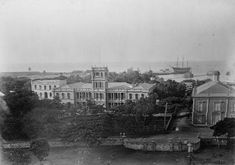 Begun in 1871, the Aliiolani Hale was officially opened by the legislature on April 30, 1874.