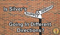 #Silver's Investment and Industrial Demand Colliding with Problematic Supply