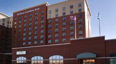 Hilton Garden Inn Oklahoma City Bricktown Hotel, OK - Exterior