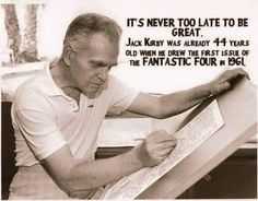 "Jack ""King"" Kirby"