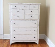 Distressed_Chalk_Paint_Dresser_White_eHow