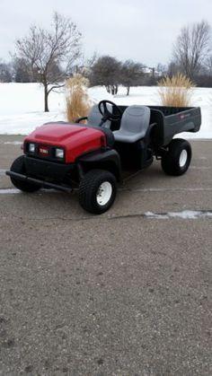 2010-Toro-MDX-Workman-Utility-Cart-Red