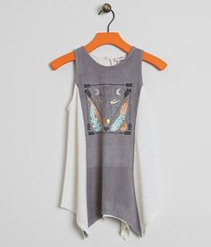 Girls - Daytrip Faux Suede Tank Top - Girl's Shirts   Buckle