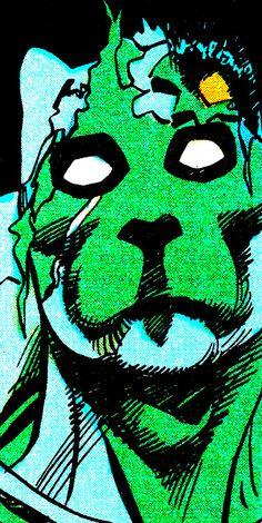 """Black Panther Vol. 2 #4 (October 1988) """"A Cat Can Look At A King"""" - Denys Cowan, Sam De La Rosa & Bob Sharen"""