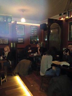 Oudste pub van Dublin ❤️