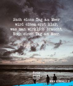 Ein Tag am Meer geht immer! | Mee(h)r vom Meer >>