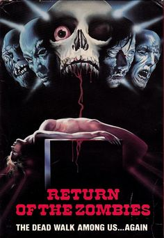 Return of the Zombies (1973)