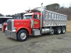 Semis Truck for Sales Peterbilt | Peterbilt 379 Heavy Duty Truck For Sale in New York otego | Peterbilt ...