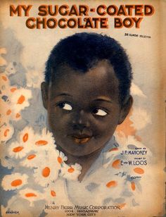 WONDERFUL A4 GLOSSY PRINT - 'MY SUGAR COATED CHOCOLATE BOY' - CIRCA 1919 (A4 PRINTS - VINTAGE SHEET MUSIC / SONG BOOK COVERS) by Unknown http://www.amazon.co.uk/dp/B004ITB2LK/ref=cm_sw_r_pi_dp_Cg2ovb0N3Q3HK
