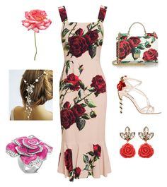 #Hope by maxcolt on Polyvore featuring moda, Dolce&Gabbana and Lauren G Adams