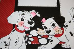 101 Dalmations - 12 x 12 Double Page Layout
