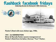 Each week during 2013, we will feature a flashback photo and share our history. Please share these weekly postings with your friends and family and join us in celebrating our 125th anniversary.  Week-8 Stepping into the 1940s.