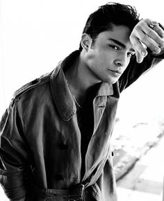 """Edward Jack P. """"Ed"""" Westwick (born 27 June is an English actor and musician who is best known for his role as Chuck Bass on the CW television drama Gossip Girl. Gossip Girls, Mode Gossip Girl, Leighton Meester, Top 10 Hottest Guys, Chuck Bass Ed Westwick, Im Chuck Bass, Xavier Samuel, Hot Guys, Fangirl"""